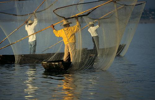 pescar candidatos pasivos