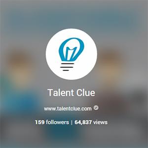 Talent Clue Google+