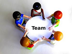 Reclutar en equipo