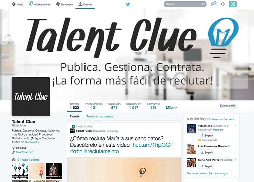 Perfil_twitter_Talent_Clue