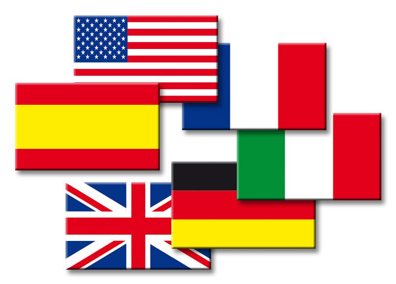 Ofertas de empleo en varios idiomas