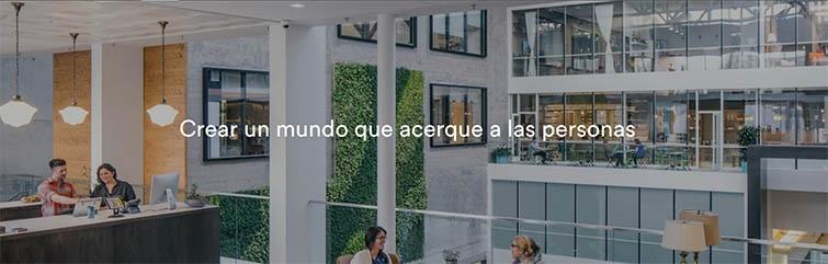 airbnb pagina de empleo
