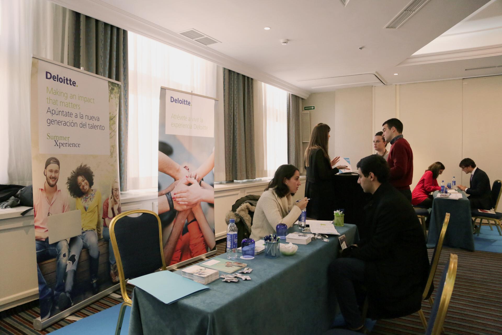 Talent Clue, Sponsor Oficial del evento ENTÉRATE Jobs