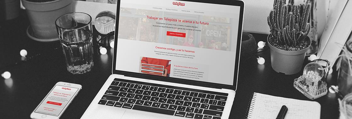 Ejemplos de página de empleo de retail y restauración y qué aprender de ellos (o mejorar)