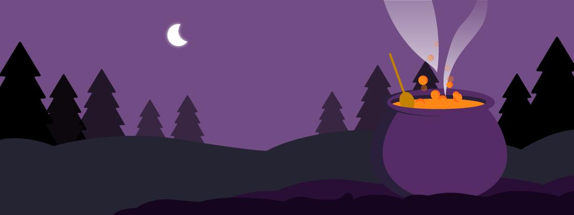Especial Halloween: La pócima secreta para un reclutamiento desastroso [INFOGRAFÍA]